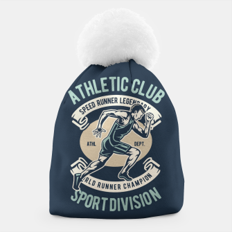 Thumbnail image of ATHLETIC CLUB - Speed Running Legendary Beanie, Live Heroes