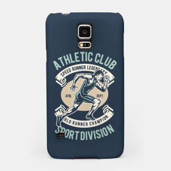 ATHLETIC CLUB - Speed Running Legendary Samsung Case thumbnail image