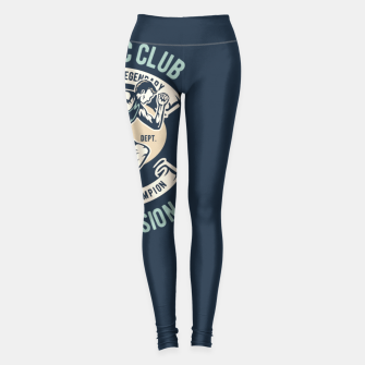 Thumbnail image of ATHLETIC CLUB - Speed Running Legendary Leggings, Live Heroes
