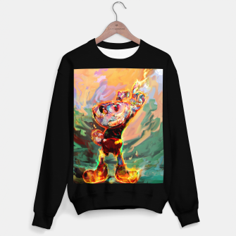cuphead Sweater regular obraz miniatury