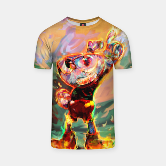 Thumbnail image of cuphead T-shirt, Live Heroes