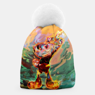 Thumbnail image of cuphead Beanie, Live Heroes