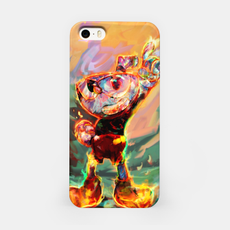 cuphead iPhone Case obraz miniatury