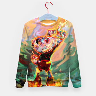 cuphead Kid's sweater thumbnail image