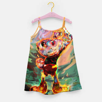 cuphead Girl's dress obraz miniatury