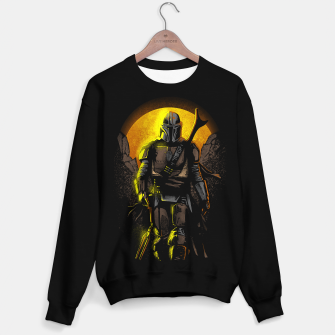 Thumbnail image of Wild Space Sudadera regular, Live Heroes