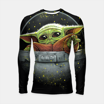 Thumbnail image of Cute Force Longsleeve rashguard, Live Heroes
