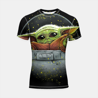 Thumbnail image of Cute Force Shortsleeve rashguard, Live Heroes