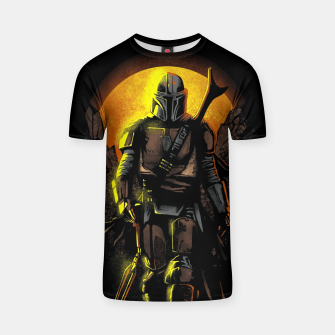 Thumbnail image of Wild Space Camiseta, Live Heroes