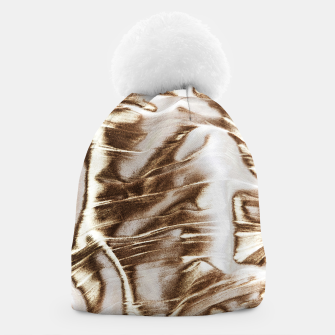 Thumbnail image of Golden Hangover Beanie, Live Heroes