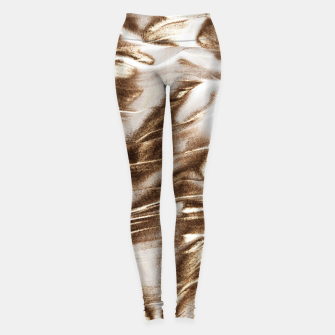 Golden Hangover Leggings Bild der Miniatur