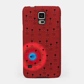 Thumbnail image of Dot PPL RED  Samsung Case, Live Heroes
