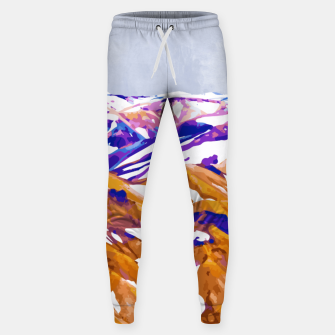 Miniatur Snow Walk Sweatpants, Live Heroes