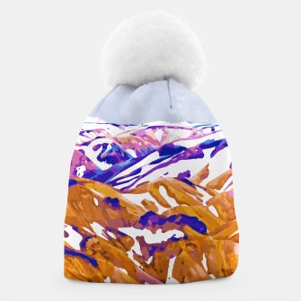 Thumbnail image of Snow Walk Beanie, Live Heroes