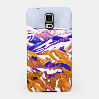 Thumbnail image of Snow Walk Samsung Case, Live Heroes