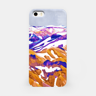 Miniatur Snow Walk iPhone Case, Live Heroes