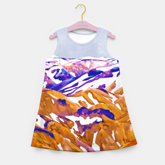 Thumbnail image of Snow Walk Girl's summer dress, Live Heroes