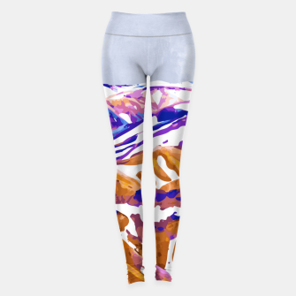 Miniatur Snow Walk Leggings, Live Heroes