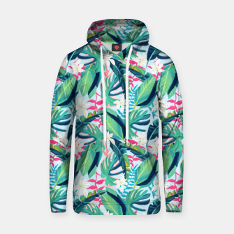 Thumbnail image of Tropical Eye Candy Hoodie, Live Heroes