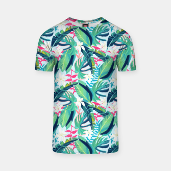Thumbnail image of Tropical Eye Candy T-shirt, Live Heroes