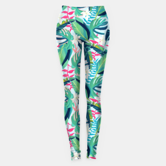 Thumbnail image of Tropical Eye Candy Leggings, Live Heroes