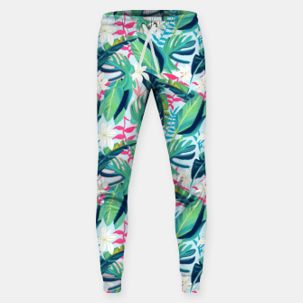 Thumbnail image of Tropical Eye Candy Sweatpants, Live Heroes