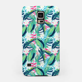 Miniatur Tropical Eye Candy Samsung Case, Live Heroes