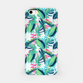 Miniatur Tropical Eye Candy iPhone Case, Live Heroes