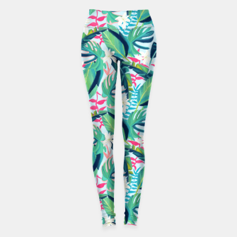 Miniatur Tropical Eye Candy Leggings, Live Heroes