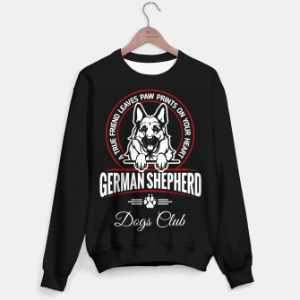 German Shepherd the Best One Sweater regular thumbnail image