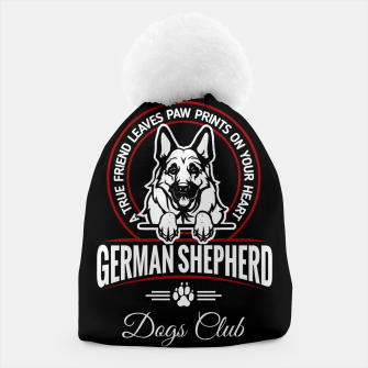German Shepherd the Best One Beanie thumbnail image