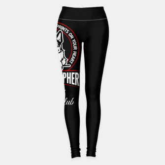 German Shepherd the Best One Leggings thumbnail image