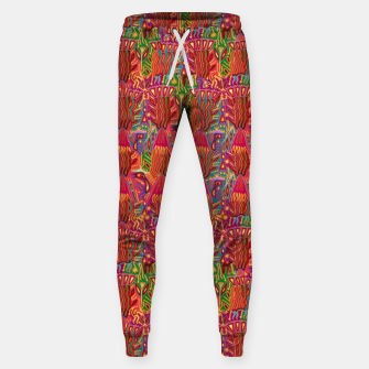 Thumbnail image of Red ethnic Sweatpants, Live Heroes