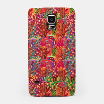 Thumbnail image of Red ethnic Samsung Case, Live Heroes