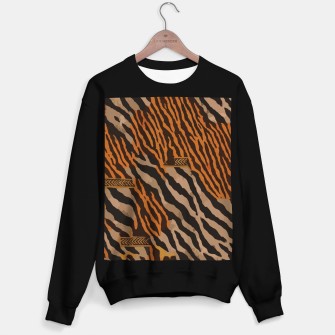 Thumbnail image of  Tribal texture Sweater regular, Live Heroes