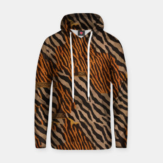 Tribal texture Hoodie thumbnail image
