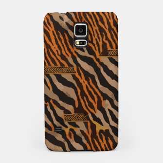 Tribal texture Samsung Case thumbnail image