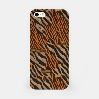 Thumbnail image of  Tribal texture iPhone Case, Live Heroes