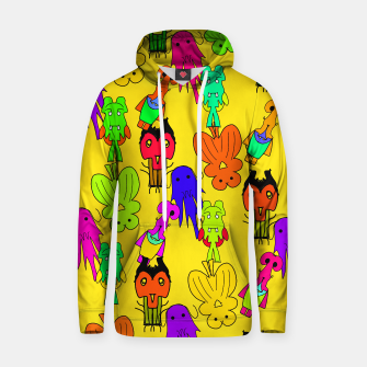 Miniature de image de Yellow Clown Hoodie, Live Heroes