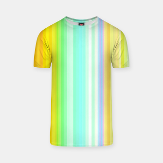 Thumbnail image of Bright Yellow Line tshirt, Live Heroes