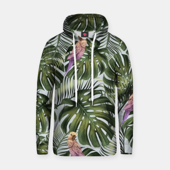 Thumbnail image of Parrots Hoodie, Live Heroes