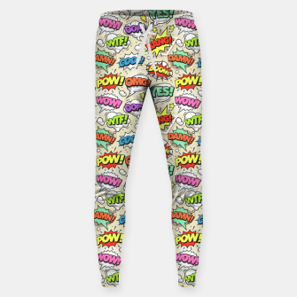 OMG Comics 8 Sweatpants miniature