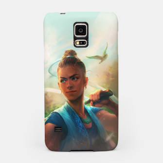 Thumbnail image of Beauregard Samsung Case, Live Heroes