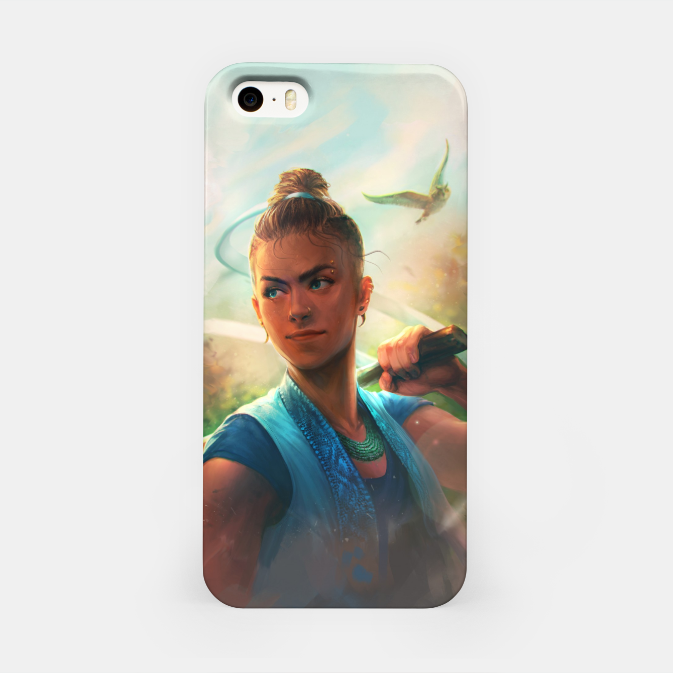 Image of Beauregard iPhone Case - Live Heroes