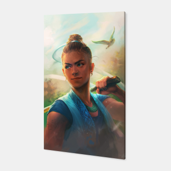 Thumbnail image of Beauregard Canvas, Live Heroes