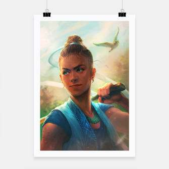 Thumbnail image of Beauregard Poster, Live Heroes