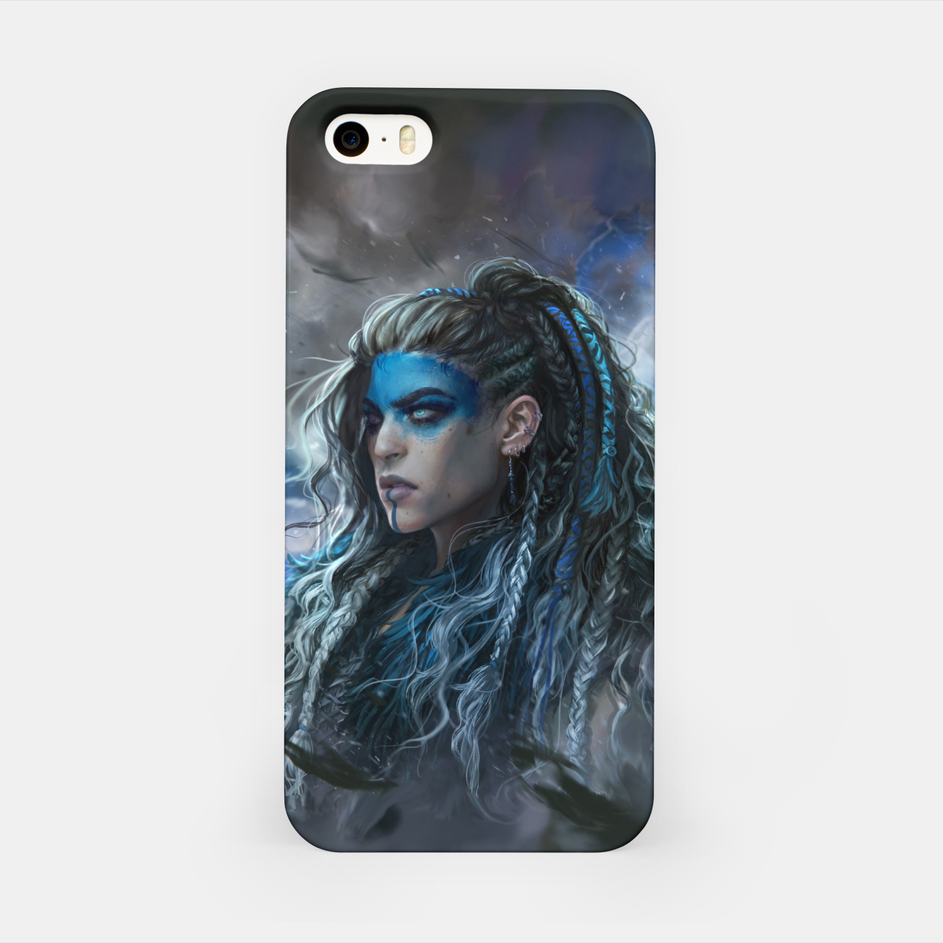 Image of Yasha iPhone Case - Live Heroes