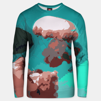 Thumbnail image of Underwater clouds Unisex sweater, Live Heroes