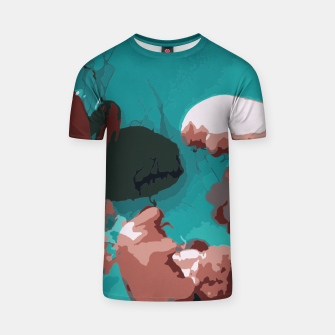 Underwater clouds T-shirt thumbnail image