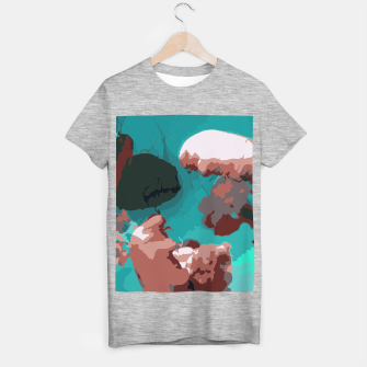 Underwater clouds T-shirt regular thumbnail image